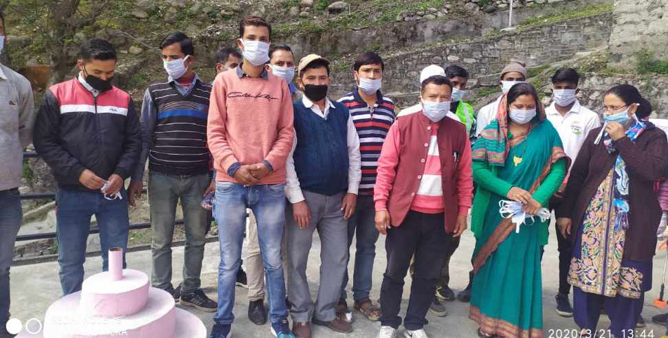 Image: 26 people returned from abroad isolated chamoli district