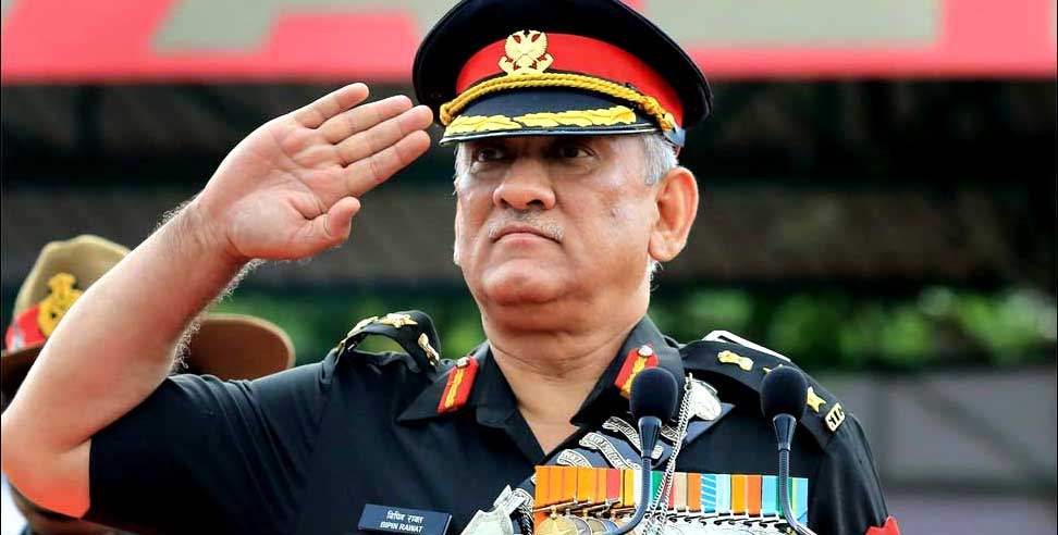 Image: Army Chief Bipin Rawat to retire