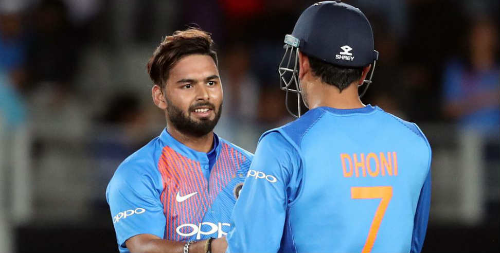 Image: Rishabh pant back in india t20i squad for new zealand series