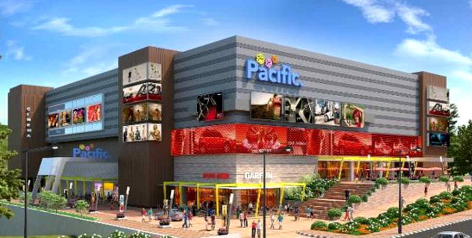 Image: Nagar nigam issue auction notice to pacific mall dehradun