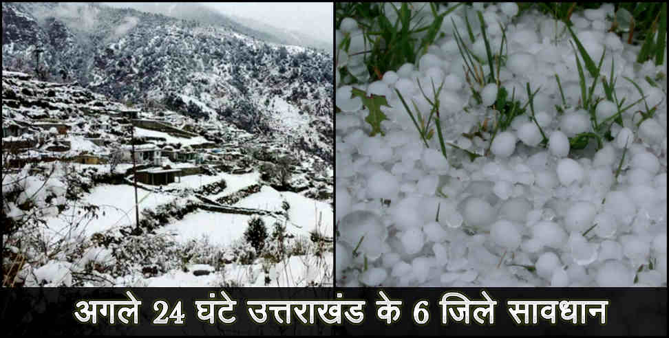 Image: Weather report for uttarakhand