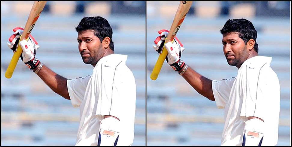 Image: Wasim Jaffer became coach of uttarakhand senior cricket team