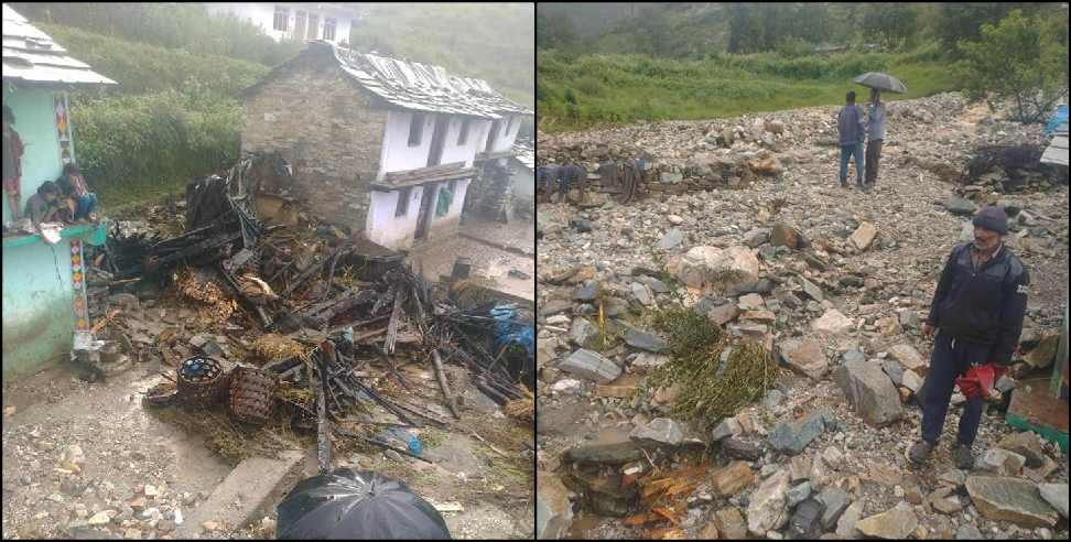 Image: Heavy rain likely in 10 districts of Uttarakhand 29 July