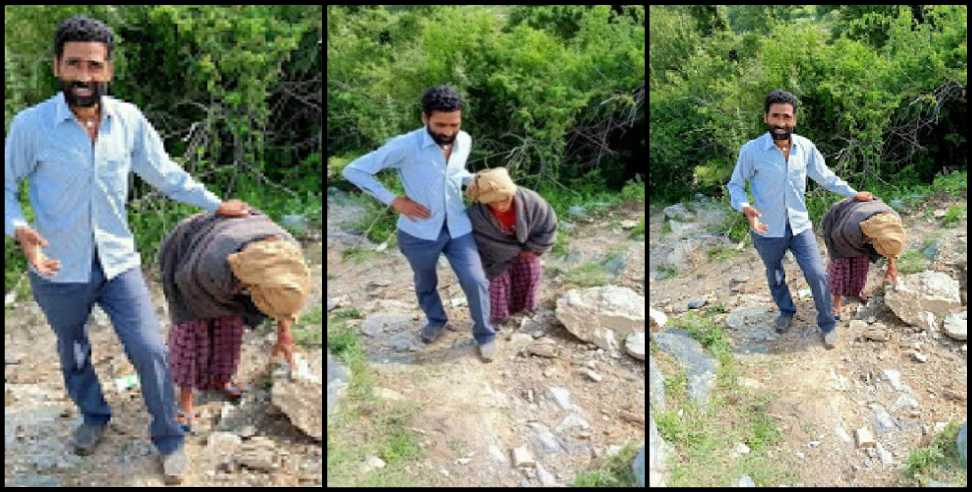 Image: Delivery of woman on the way to hospital in Uttarkashi