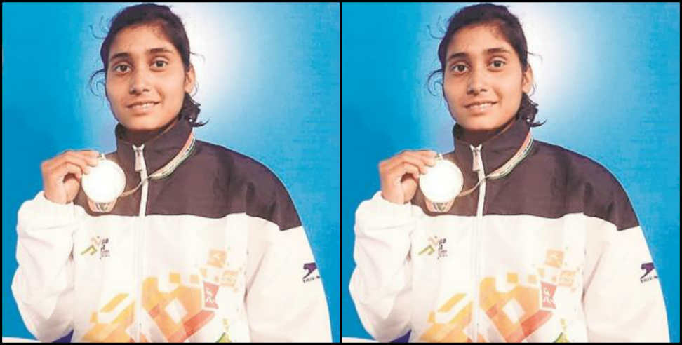 Image: Ankita wins first gold in  khelo india youth games