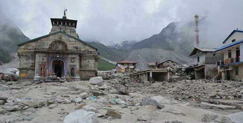 Image: In 2013 two disaster hit kedarnath scientists told the truth