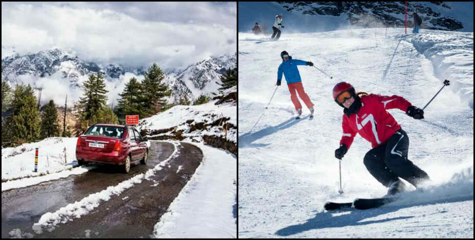 National skiing championship to be held at auli uttarakhand