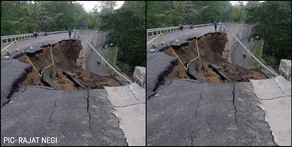bridge collapsed in dehradun in 3 years