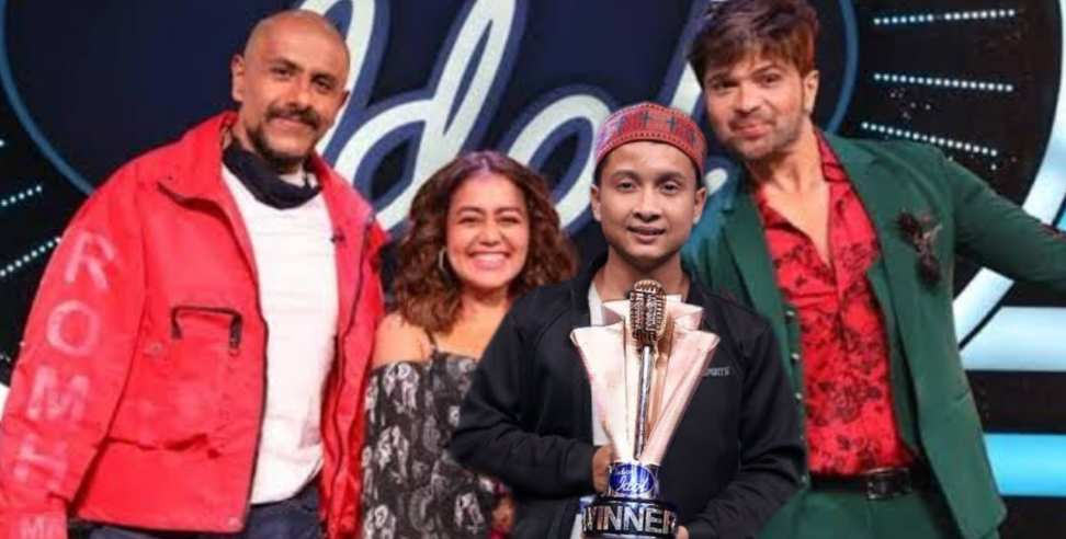 Image: Pawandeep Rajan Indian Idol