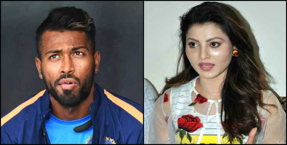 Image: Urvashi rautela speaks up over love affair with cricketer hardik pandya