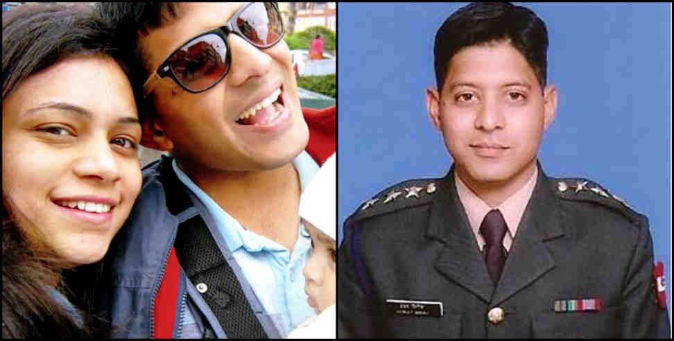 कश्मीर: Martyr major akshay girish kumar life story
