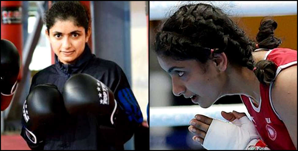 Uttarakhand girl priyanka chaudhary to lead indian women boxing team