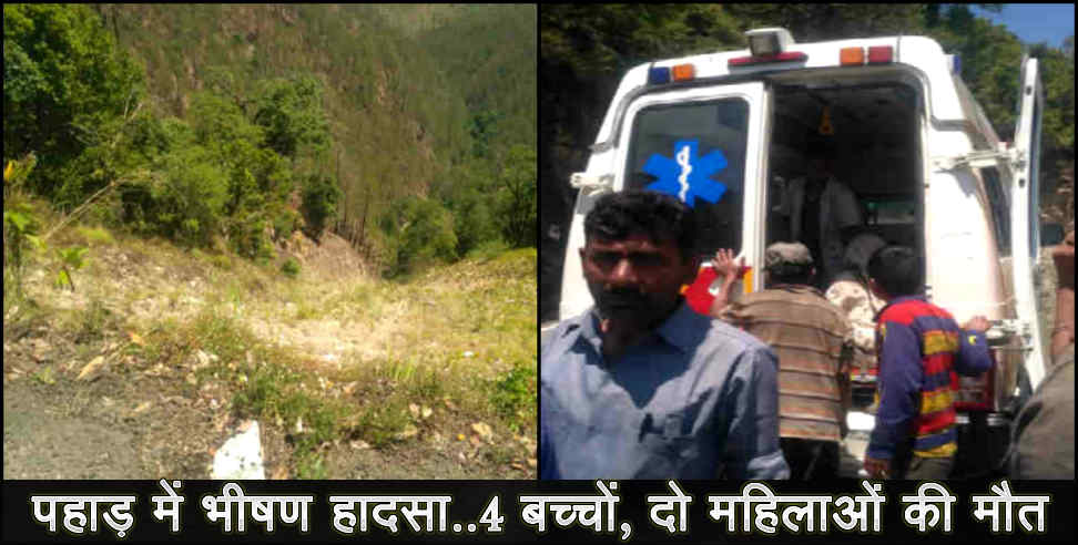 Image: ROAD ACCIDENT IN UTTARKASHI SIX PEOPLE DIED