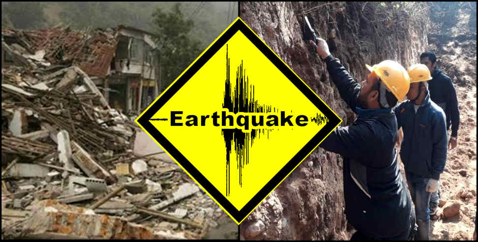 Image: Earthquake in Uttarakhand can cause major destruction