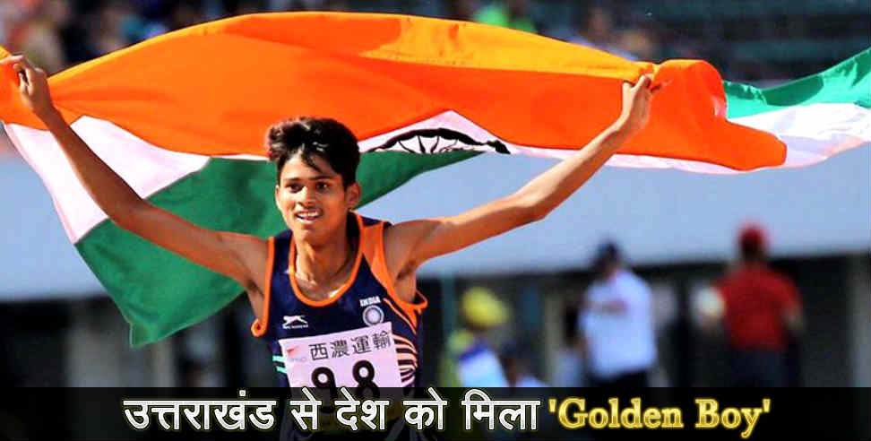 Uttarakhand anu kumar won gold medal for india in japan - Uttarakhand news, anu kumar, gold medal ,उत्तराखंड,