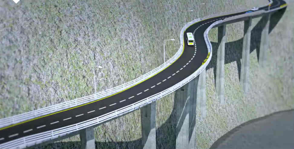 Image: All weather road project in uttarakhand