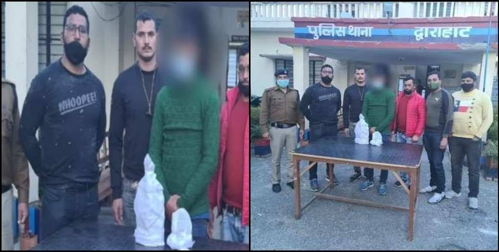 Image: Man who stole idols in Almora arrested