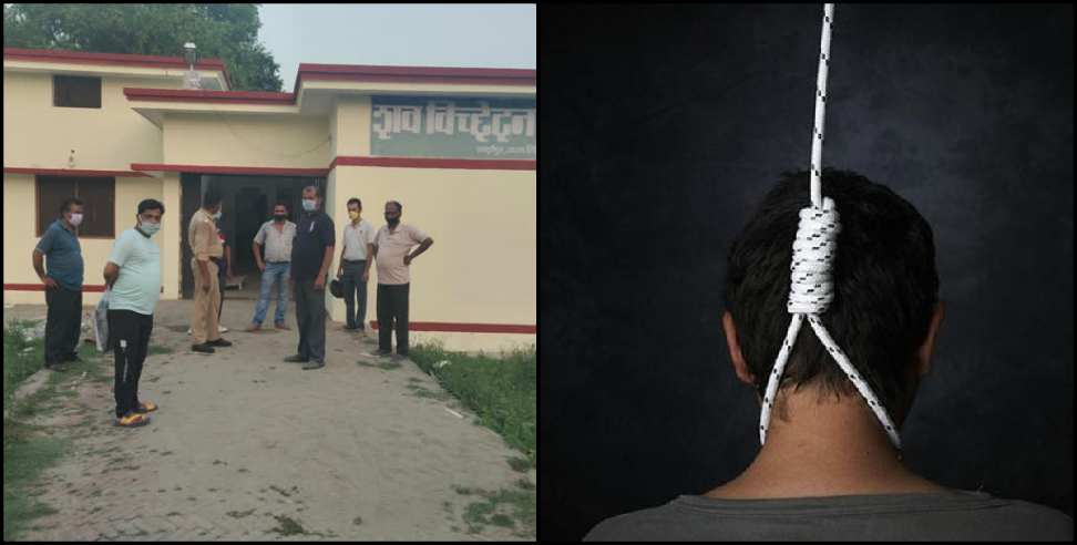 Image: 12th student commits suicide in Uttarakhand