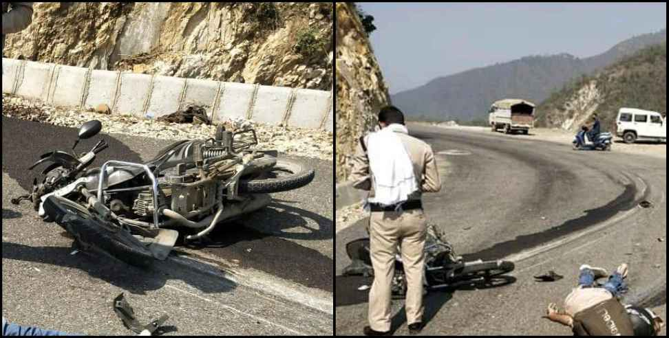 Image: Uttarakhand badrinath highway accident