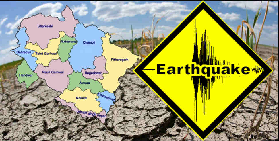 Image: Earthquake in chamoli and rudraprayag