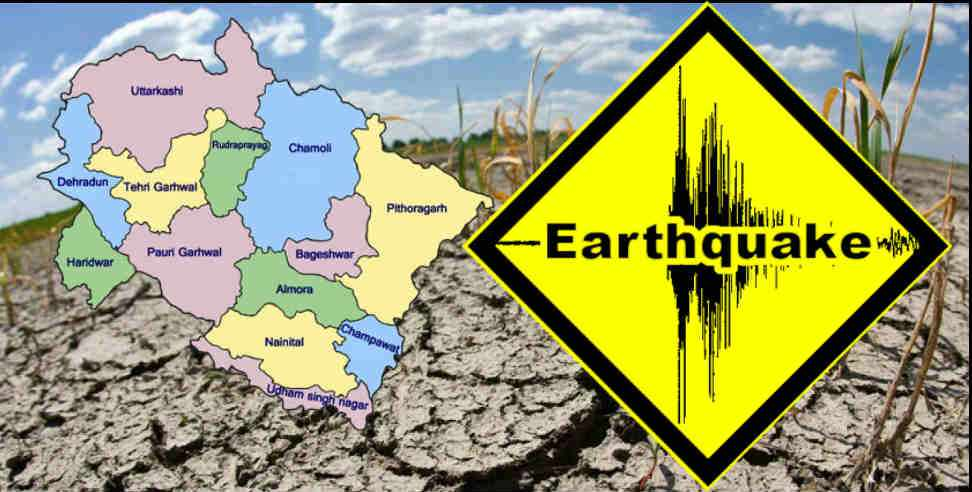 Image: Earthquake in Uttarakhand Pithoragarh