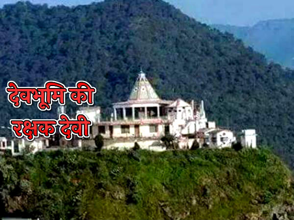 Image: Story of chandrabadni temple