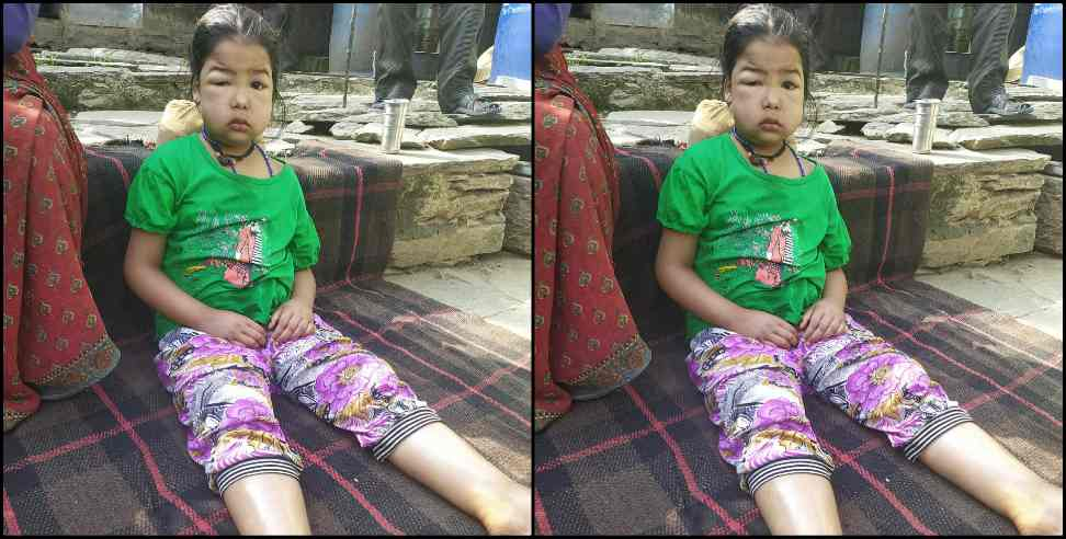 Image: Help arushi of rudraprayag district