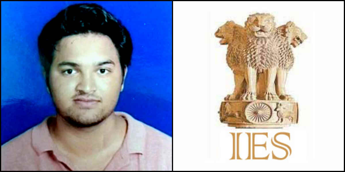 Image: almora lokesh manral secures rank 80 for IES