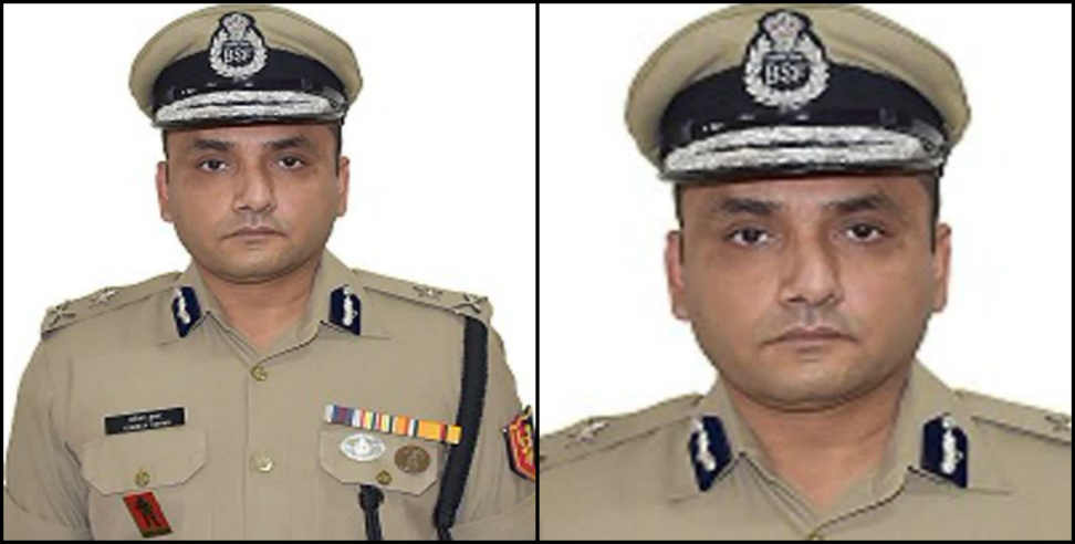 Image: ips abhinav may join to uttarakhand police as ig