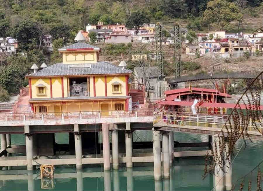 dhari devi temple new two