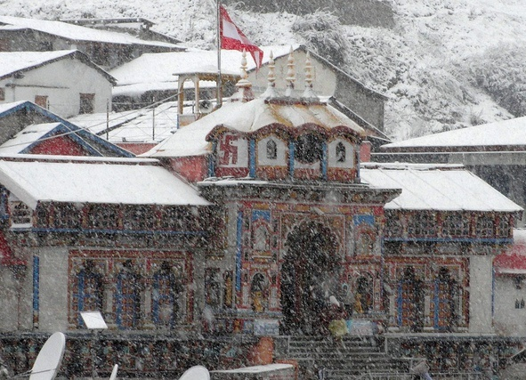 Winters begin in Uttarakhand - Winters in Uttarakhand, Uttarakhand Latest News,उत्तराखंड,