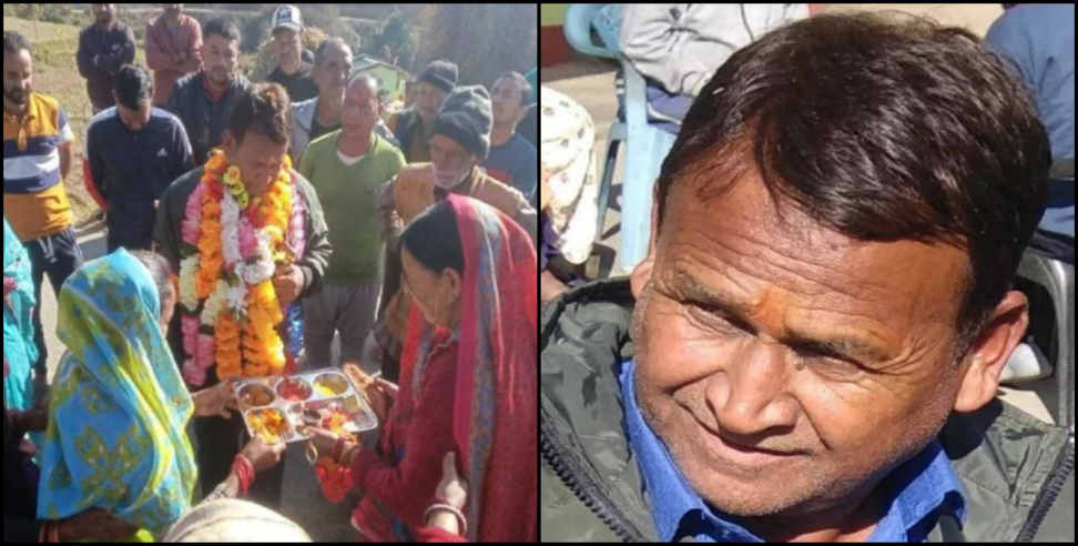 Image: itbp missing soldier meets his family after ten years in champawat