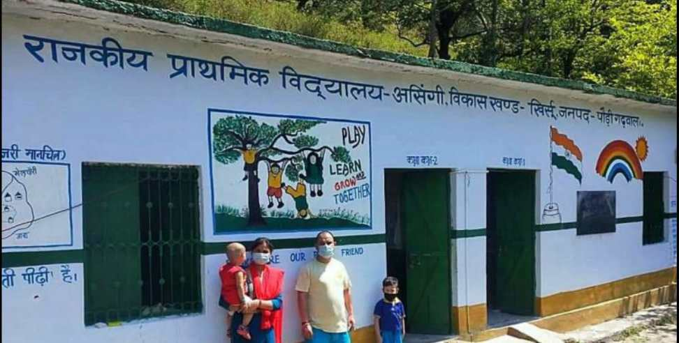 Image: negi family sets example in pauri garhwal