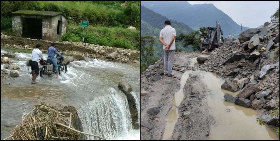 Heavy rain likely in 9 districts of Uttarakhand