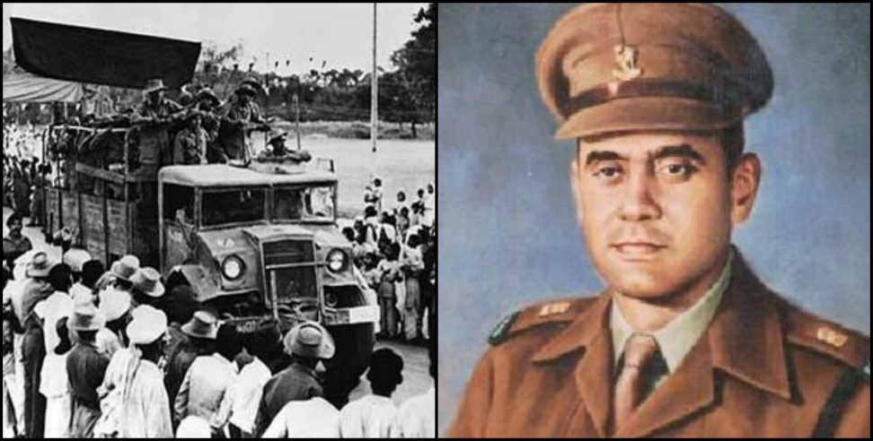 Story of major shaitan singh  - Uttarakhand news, kumaon regiment ,उत्तराखंड,
