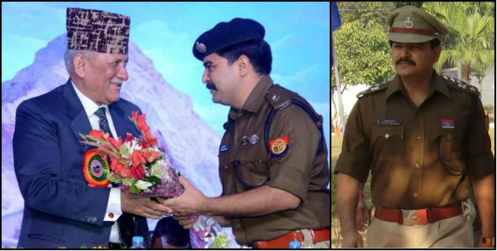 Image: Know about new ssp of ghaziabad kalanidhi naithani