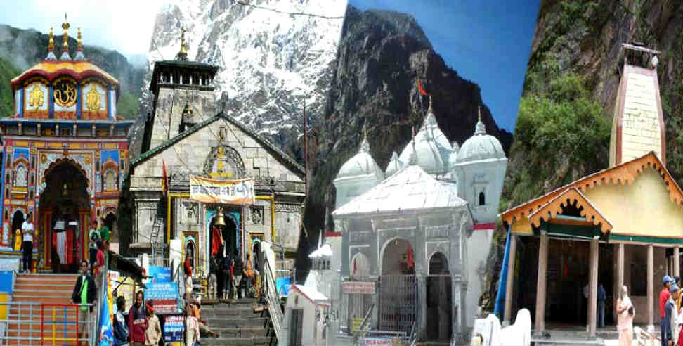 Image: Hotel and taxi booking full in chardham yatra