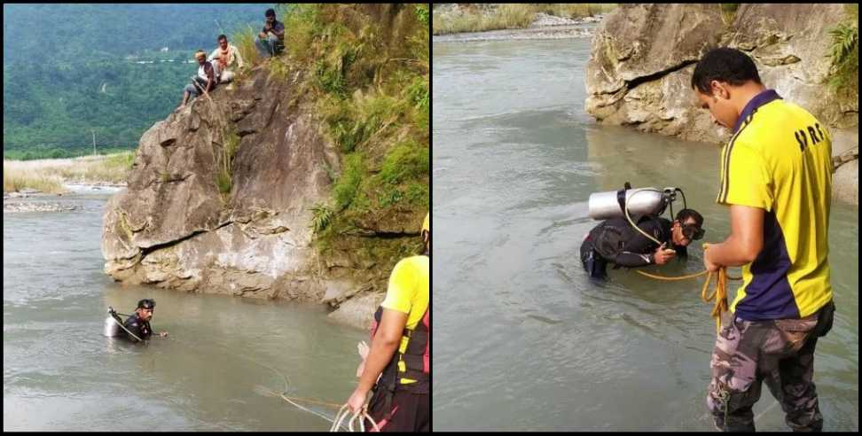 Image: Dehradun Youth dies due to drowning in river