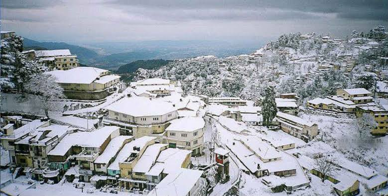 Rainfall and snowfall alert in Uttarakhand