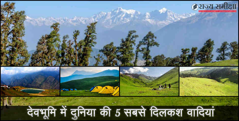 Five most beautiful bugyals of Uttarakhand - Bugyals in Uttarakhand, Uttarakhand News,उत्तराखंड,