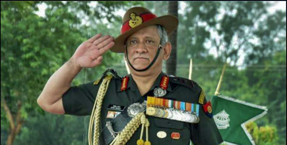 Image: Army chief general bipin rawat told what is the planning after retirement