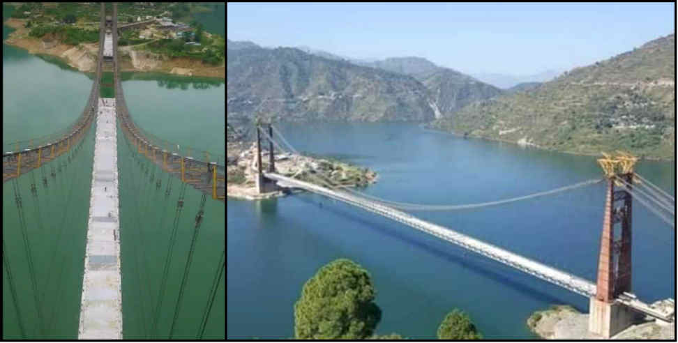 uttarakhand news: Dobra chanthi bridge is ready, movement will start from march 31