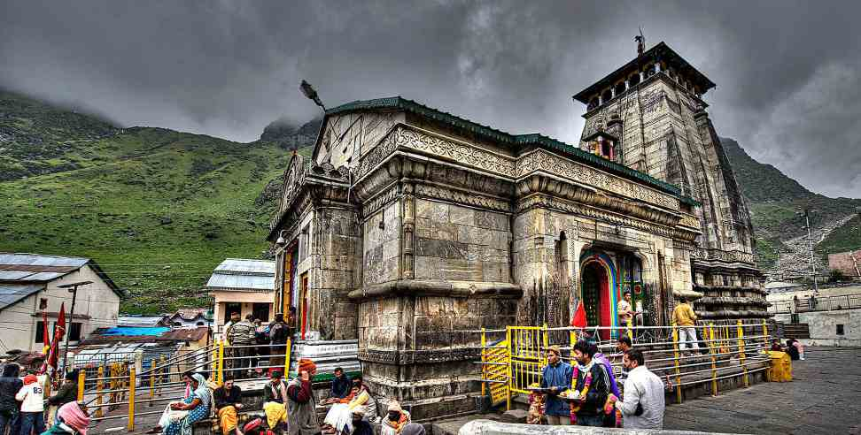 Image: Badrinath kedarnath dham door opening date changed