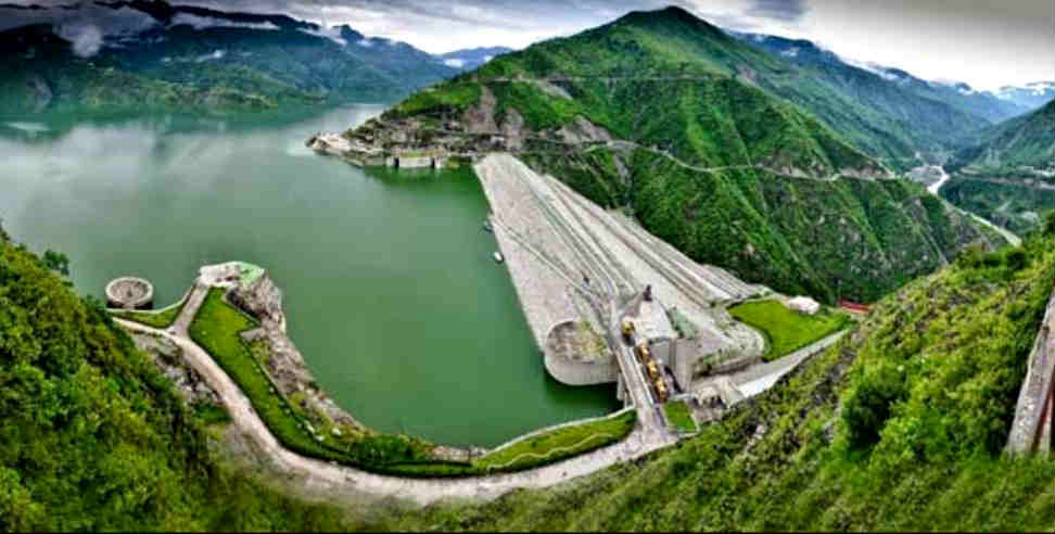 Image: Tehri lake will become an international tourism place