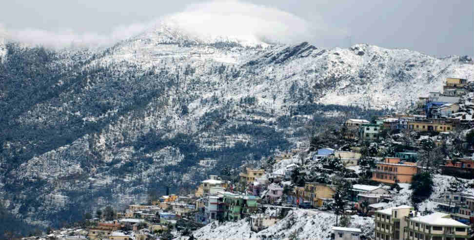 Image: Rainfall and snowfall welcome new year-2020