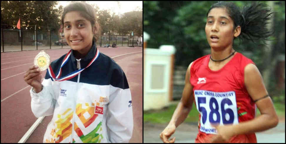 Image: Ankita dhyni will take part in world athletics championship