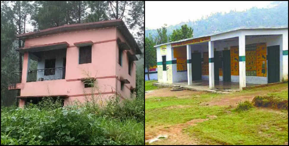 Image: Schools closed in Uttarakhand will be converted into home stays