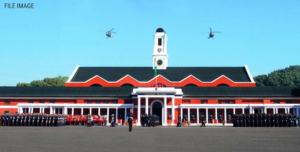 Image: Fight between cadets at Indian Military Academy Dehradun