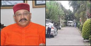 Satpal maharaj and 5 family members found covid-19 positive