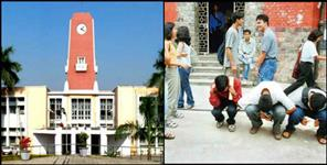 Junior students ragging in pantnagar university Uttarakhand